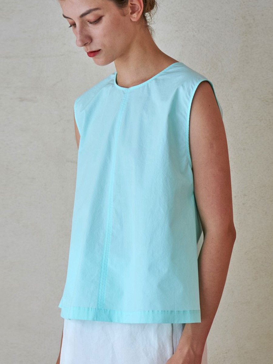 FLARE TOP_MINT